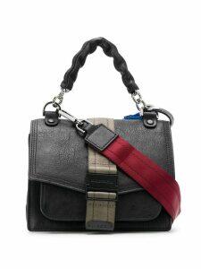 Diesel Miss-Match shoulder bag - Black