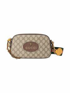 Gucci GG Supreme messenger bag - Brown