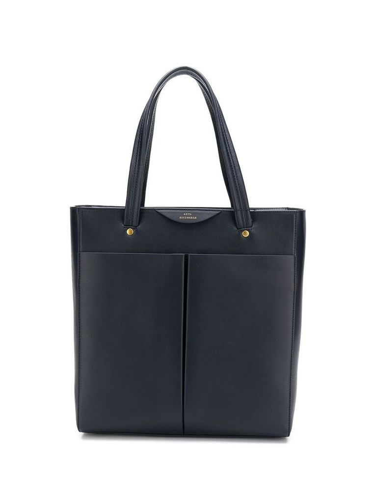 Anya Hindmarch Nevis tote bag - Blue