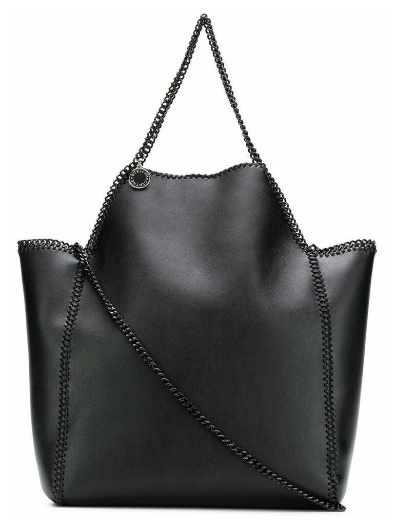 Stella McCartney Falabella reversible tote bag - Black