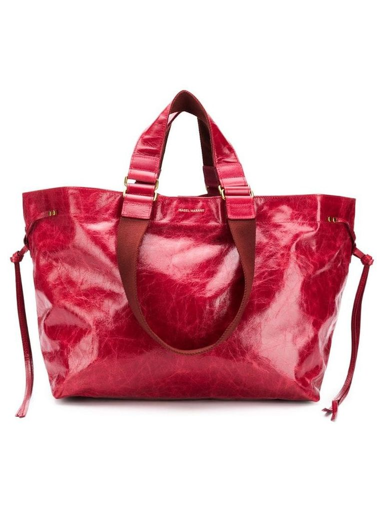 Isabel Marant Bagya tote bag - Red