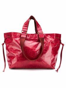 Isabel Marant Bagya tote bag - Red