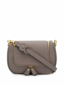 Anya Hindmarch Vere small soft satchel - Grey