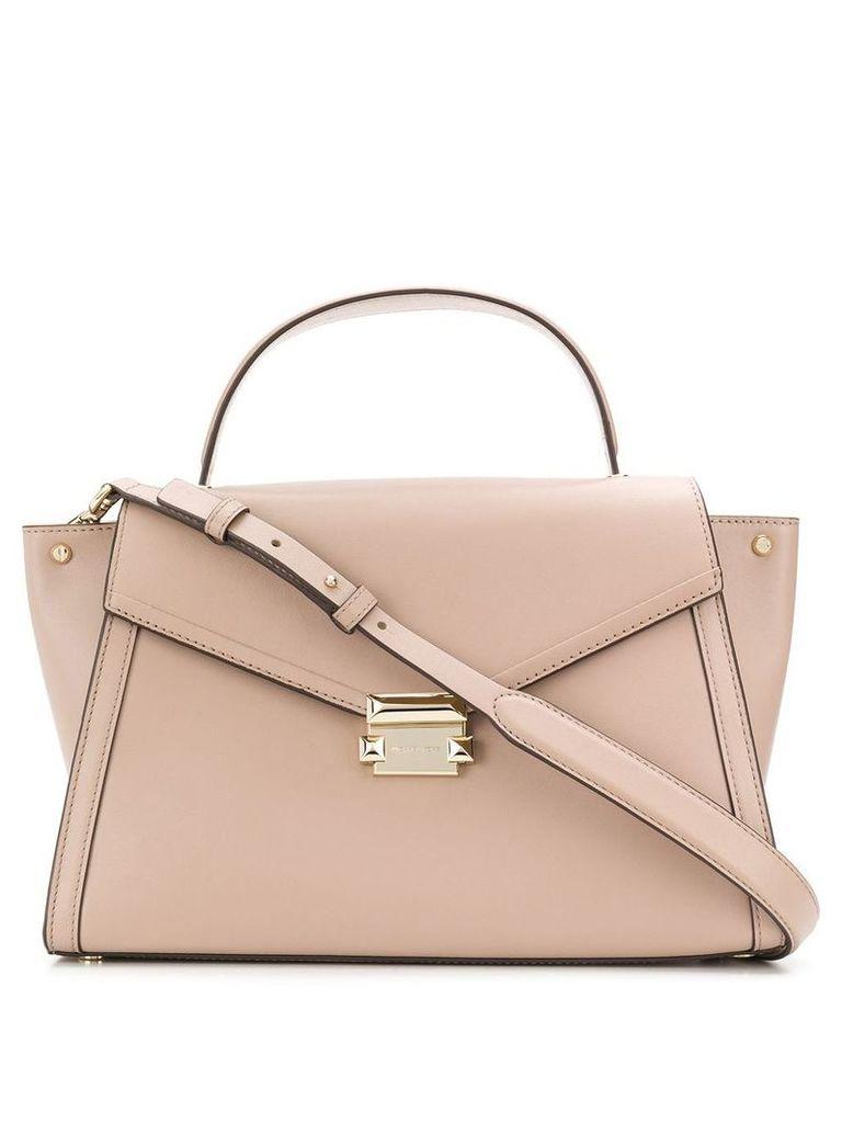 Michael Michael Kors Whitney large satchel - Neutrals