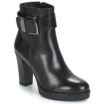 Betty London  JALERI  women's Low Ankle Boots in Black