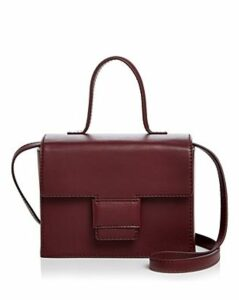 Steven Alan Meryl Medium Leather Box Bag