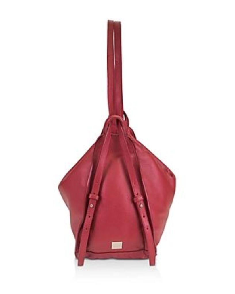 Kooba Calabasas Convertible Leather Backpack