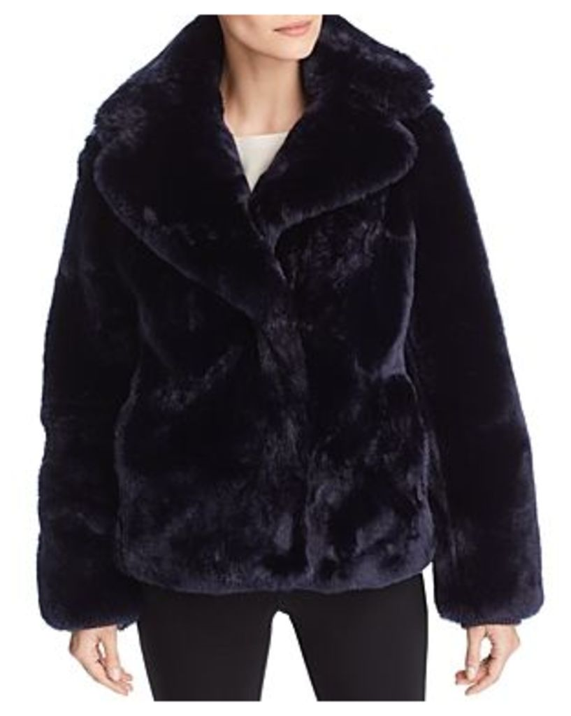 Vince Camuto Faux Fur Coat