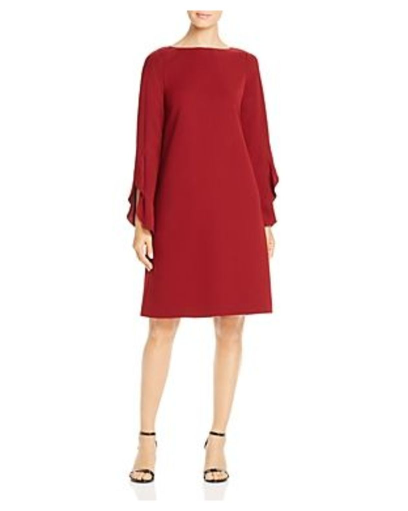Lafayette 148 New York Emory Tulip Sleeve Shift Dress