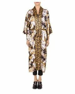 The Kooples Baroque Silk Kimono