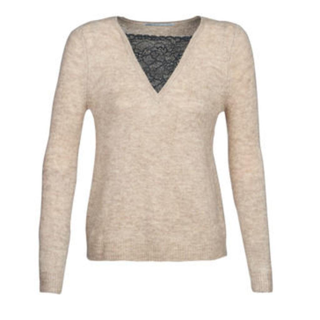 Only  ONLMIRAMAR  women's Sweater in Beige