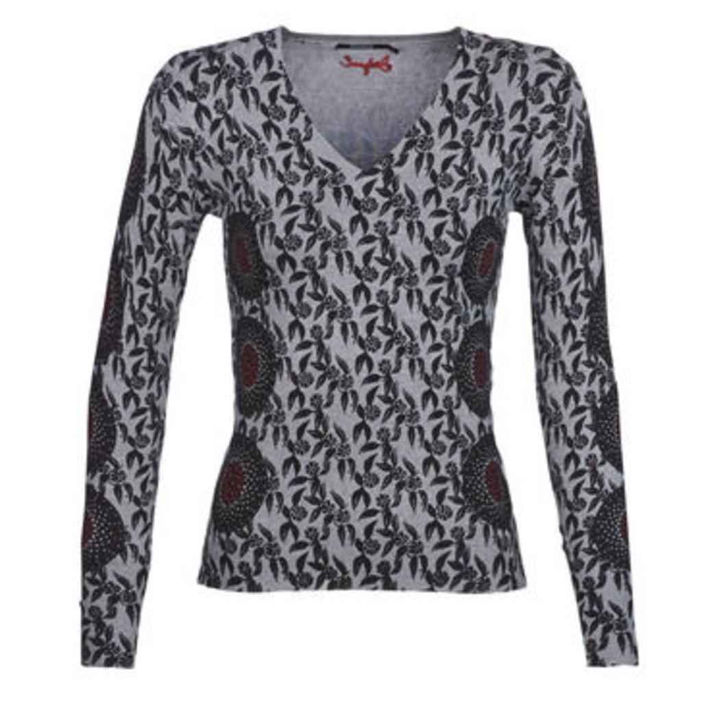 Desigual  JAKINDE  women's Sweater in Grey