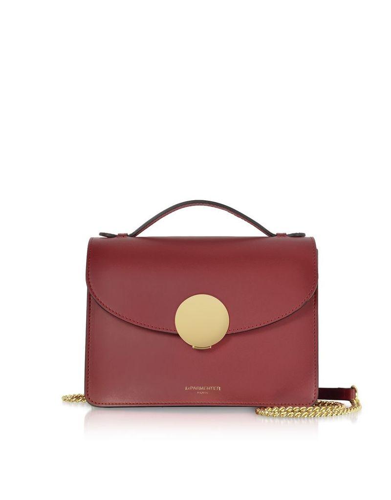 Le Parmentier Designer Handbags, New Ondina Top Handle Shoulder Bag