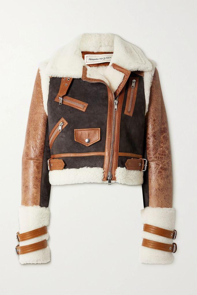 Gucci - Appliquéd Cotton-jacquard Blazer - Navy