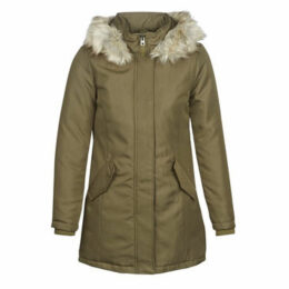 Only  ONLKATY  women's Parka in Green