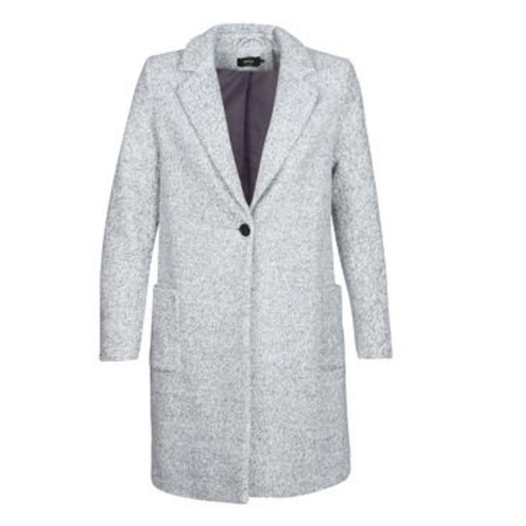 Only  ONLASTRID  women's Coat in Grey