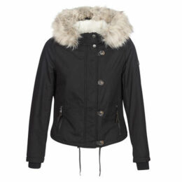 Only  ONLPEYTON  women's Parka in Black