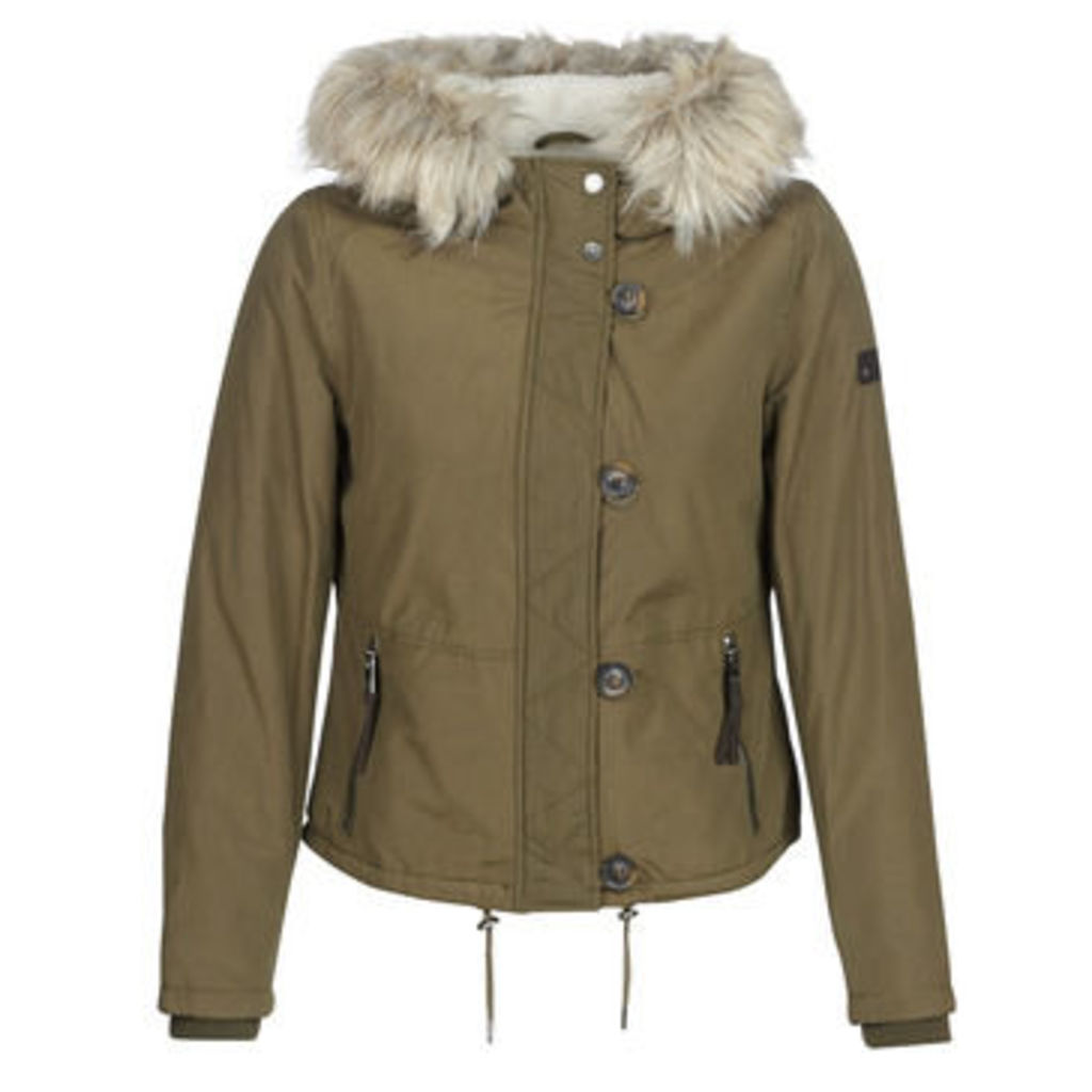 Only  ONLPEYTON  women's Parka in Green