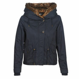 Only  ONLLEAH  women's Parka in Blue