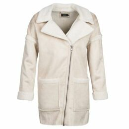 Only  ONLFELICITY  women's Coat in Beige