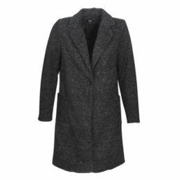 Only  ONLASTRID  women's Coat in Black