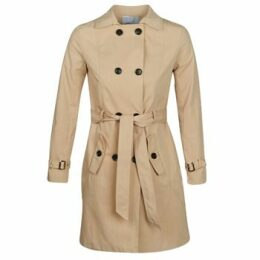 Betty London  JIVELU  women's Trench Coat in Beige