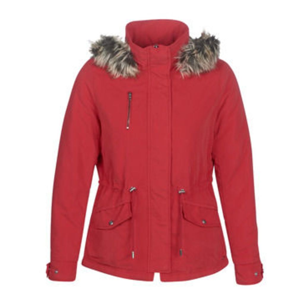 Only  ONLNEW STARLIGHT  women's Parka in Red