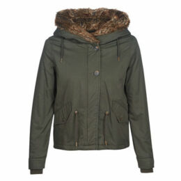 Only  ONLLEAH  women's Parka in Green