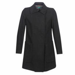 Benetton  MOUNAK  women's Coat in Black