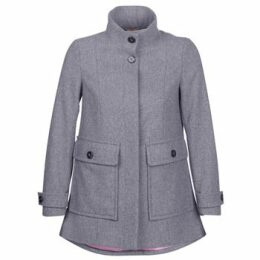 Benetton  MARTINO  women's Coat in Grey