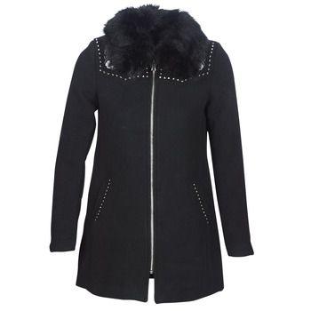 Desigual  COLLINE  women's Coat in Black