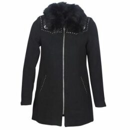 Desigual  COLLINE  women's Coat in Black