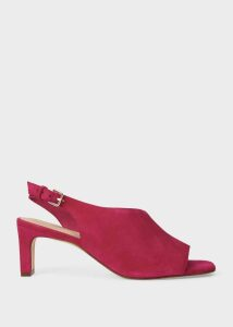 Hattie Wool Skirt Blue Multi