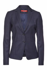 Hugo Alanisa Virgin Wool Blazer