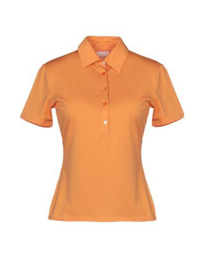 CRUCIANI TOPWEAR Polo shirts Women on YOOX.COM