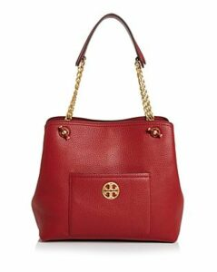 Tory Burch Chelsea Small Slouchy Leather Tote