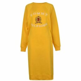 Hilfiger Collection Logo Sweatshirt Dress