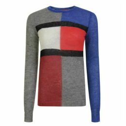 HILFIGER COLLECTION Flag Sweatshirt