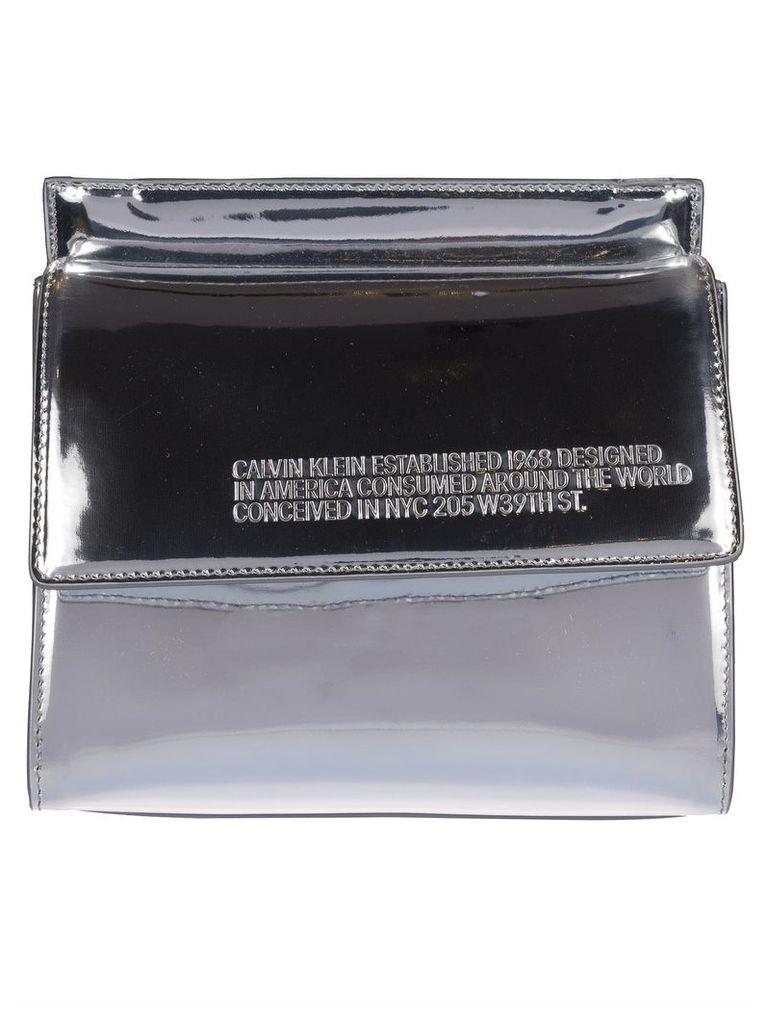 Calvin Klein Logo Shoulder Bag