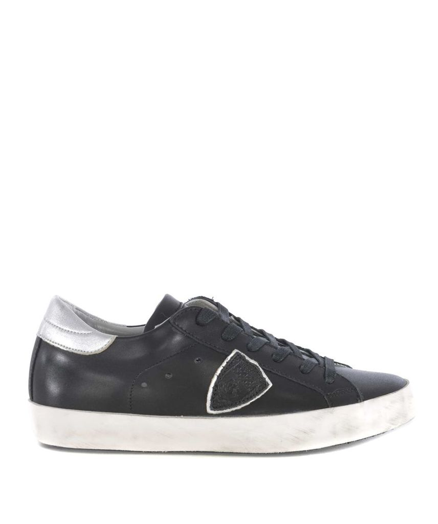 Philippe Model Side Logo Patch Sneakers
