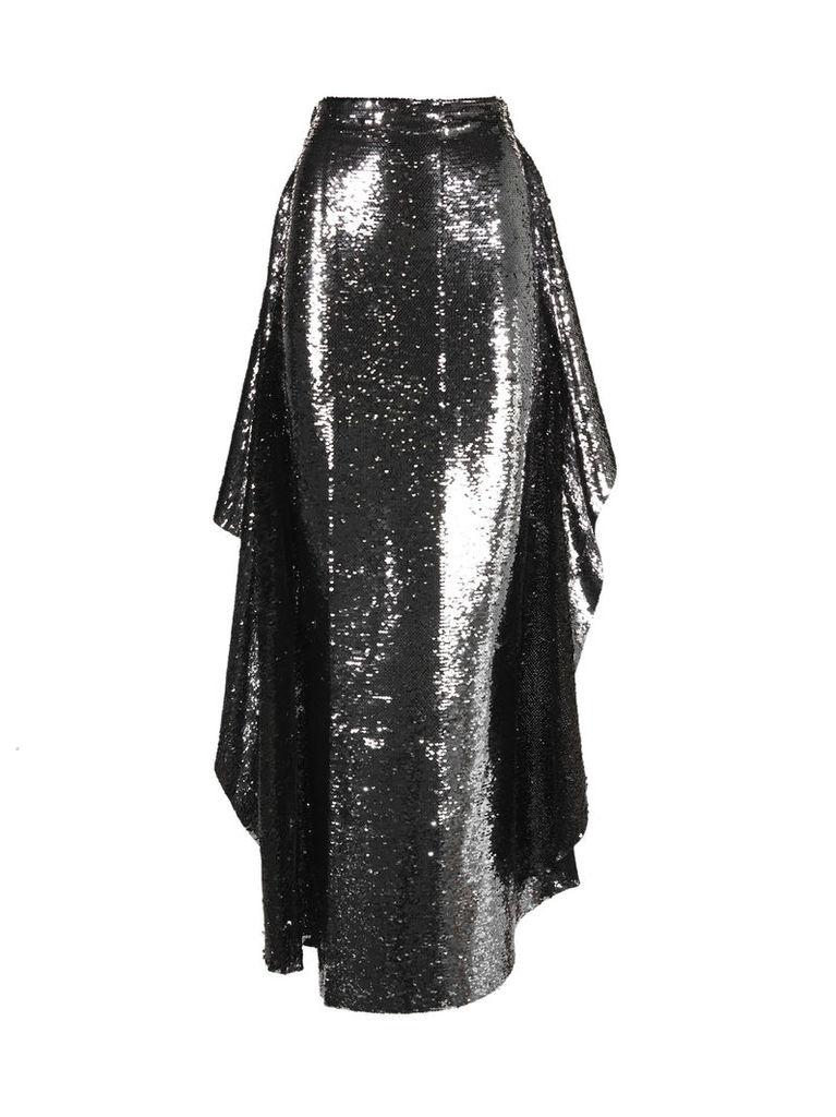 Paula Knorr Sequin Embellished Skirt