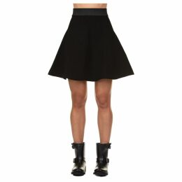 Boutique Moschino Viscose Blend Skirt