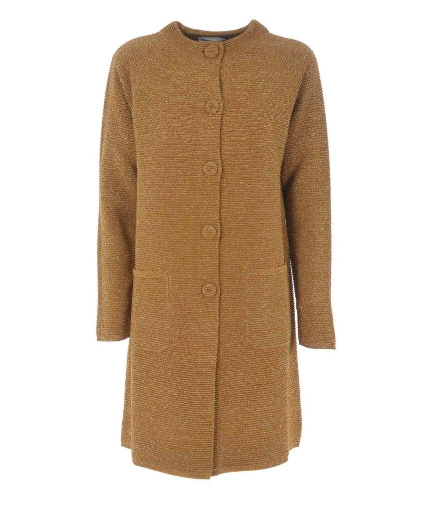 Moschino Lurex Coat