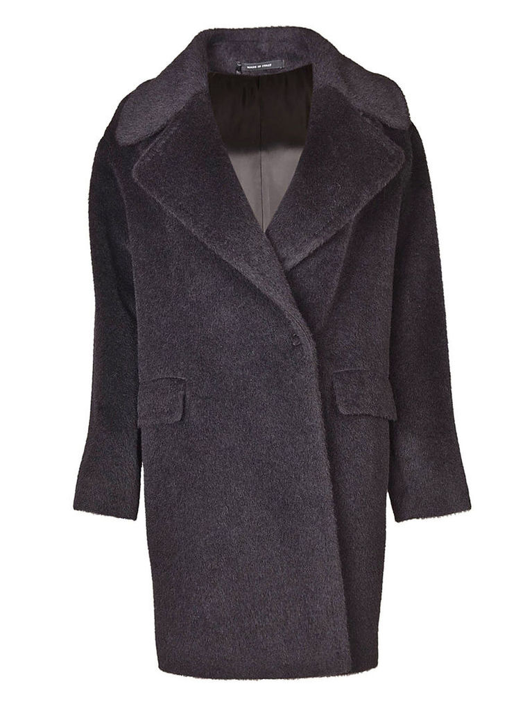 Tagliatore Fitted Double-breasted Coat