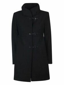 Fay Hook Fastening Coat