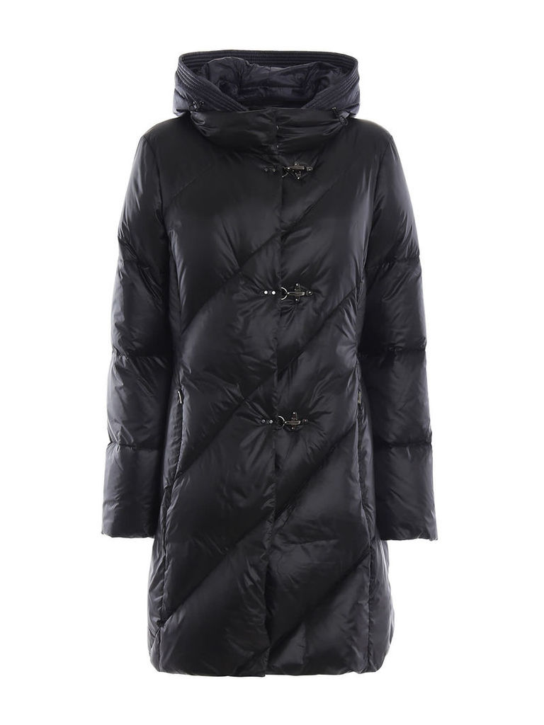 Fay Long Down Coat