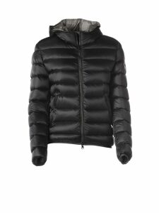 Colmar Hooded Grey Down Jacket