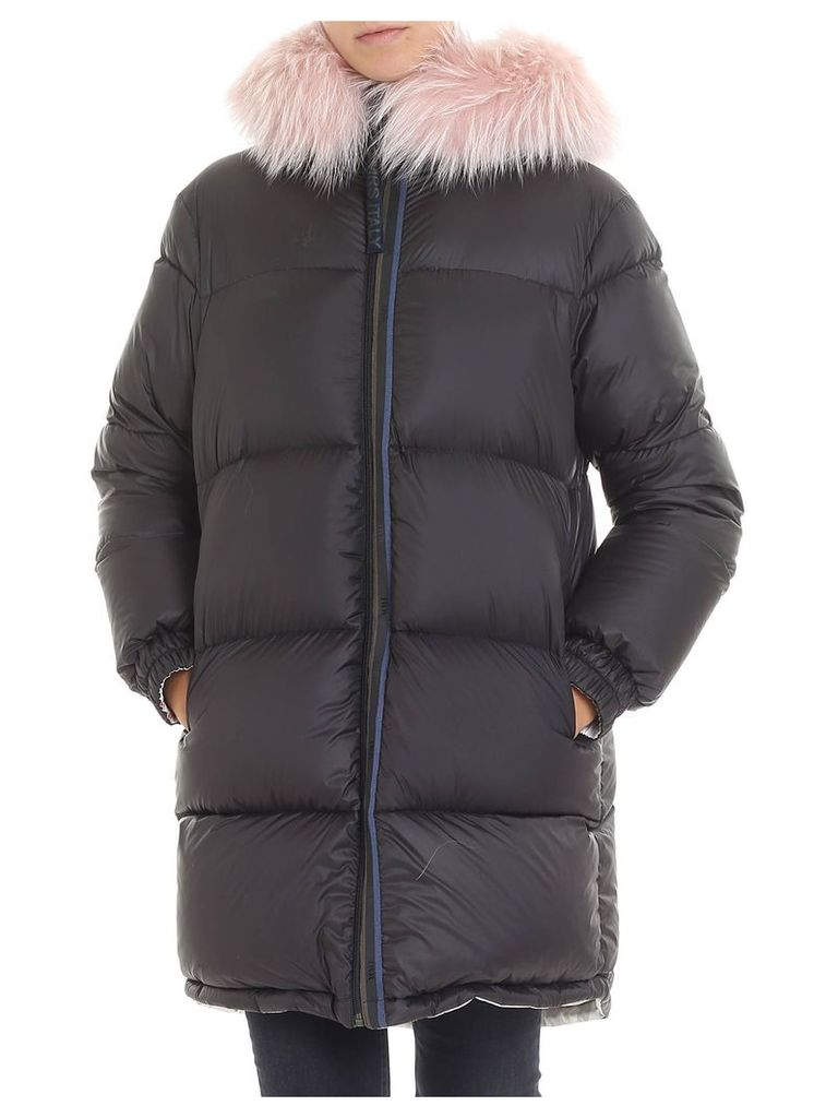 Mr & mrs Italy - Reversible Down Jacket