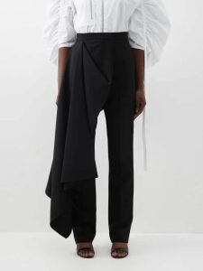 Halpern - Sequin Embellished Notch Lapel Blazer - Womens - Animal