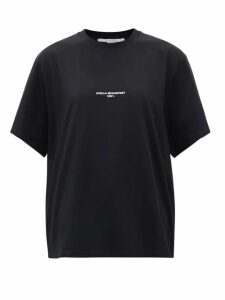 Roksanda - Gianna Contrast Panel Stretch Crepe Dress - Womens - Blue